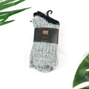 NEW Frye 2 Pack Ultra Soft Boot Socks Soft Feather